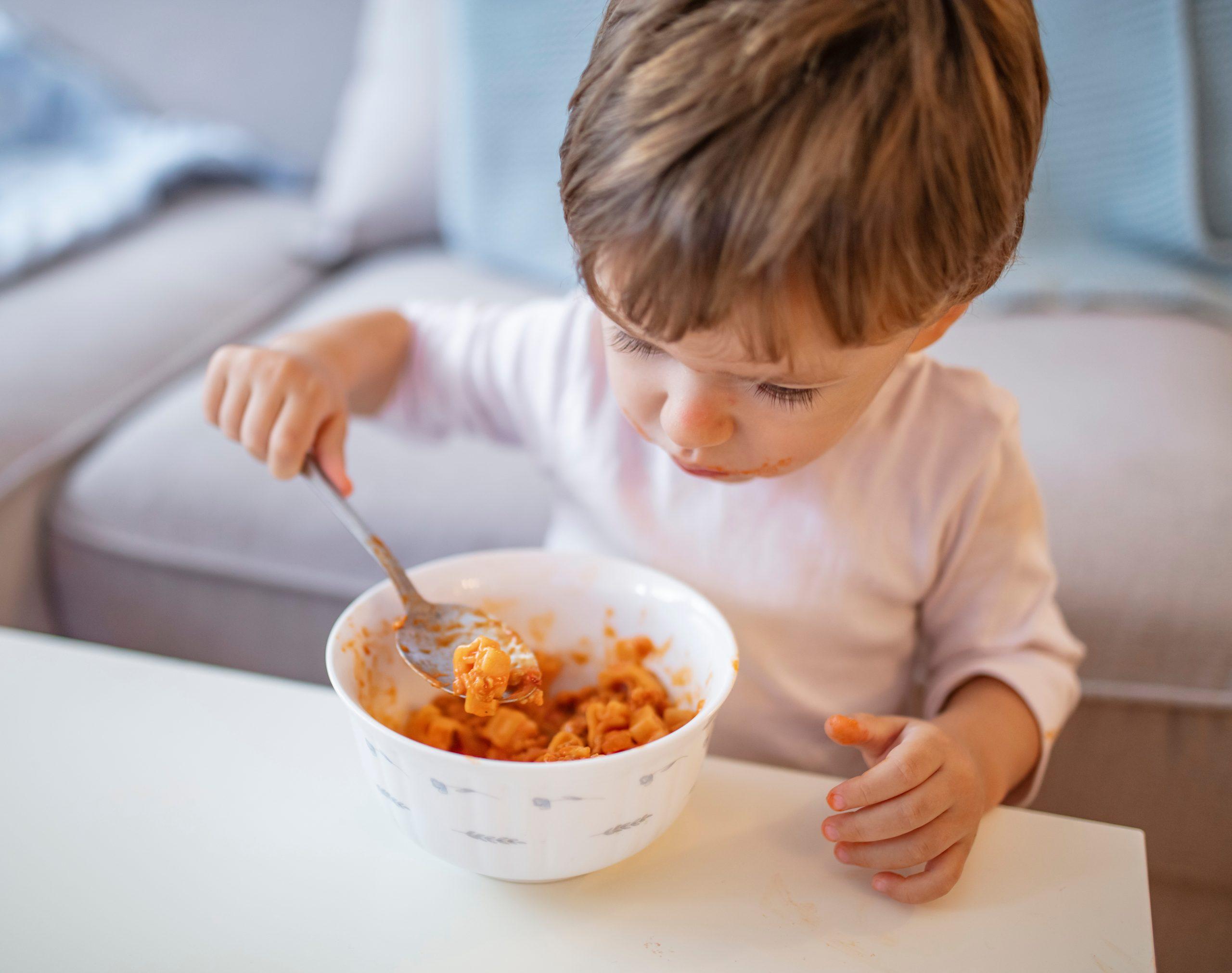 disordini di alimentazione bambinobambino