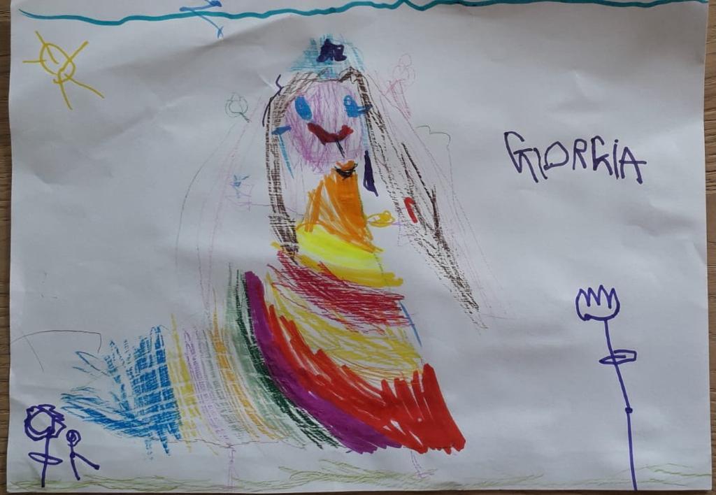 bambini logopedista disegni