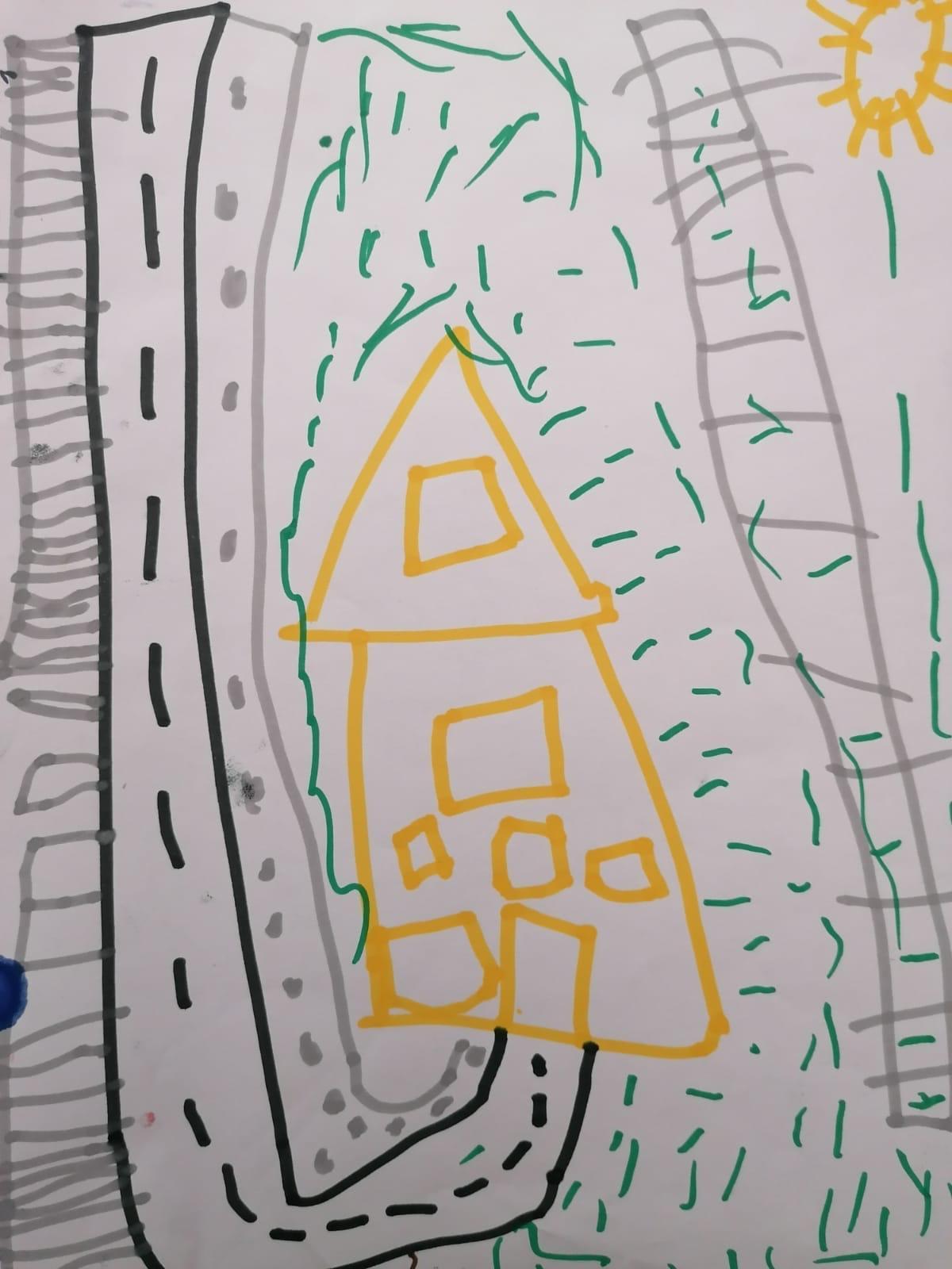 disegno bambini logopedista